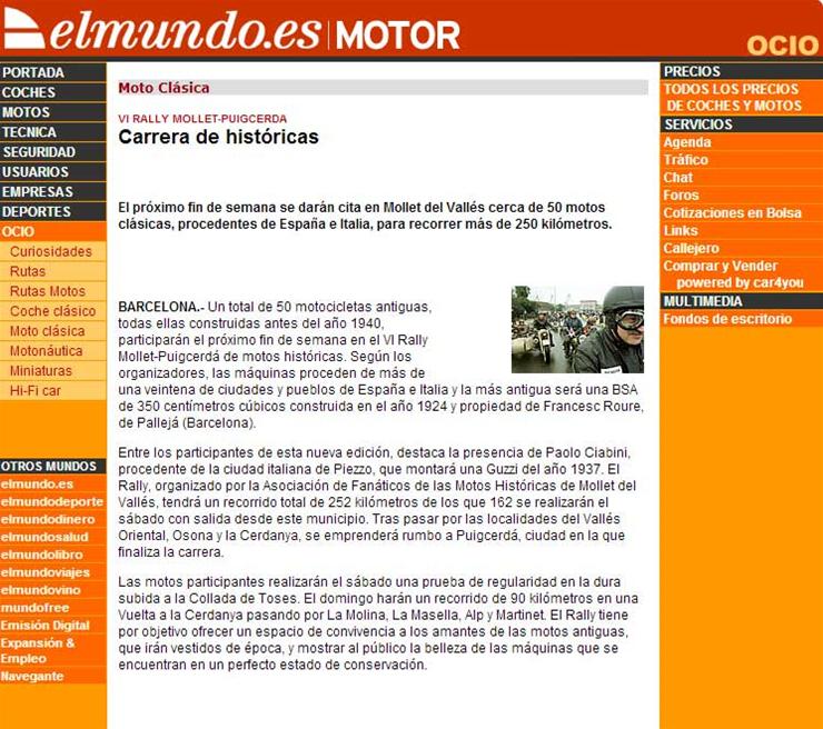 El Mundo Motor 04-2005