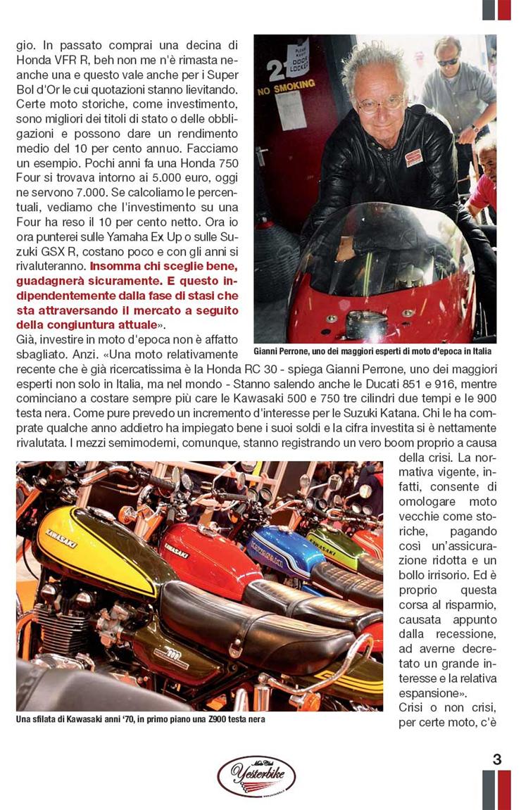 Yesterbike Guida alle moto d'epoca pag.17