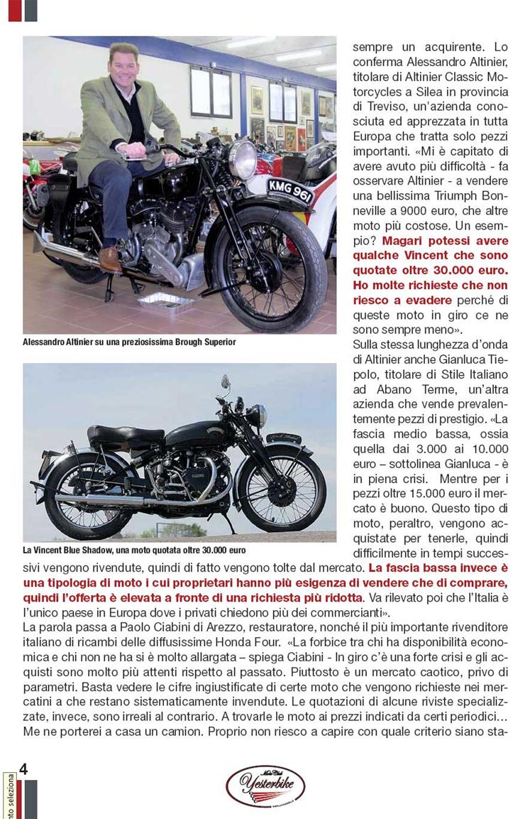 Yesterbike Guida alle moto d'epoca pag.18