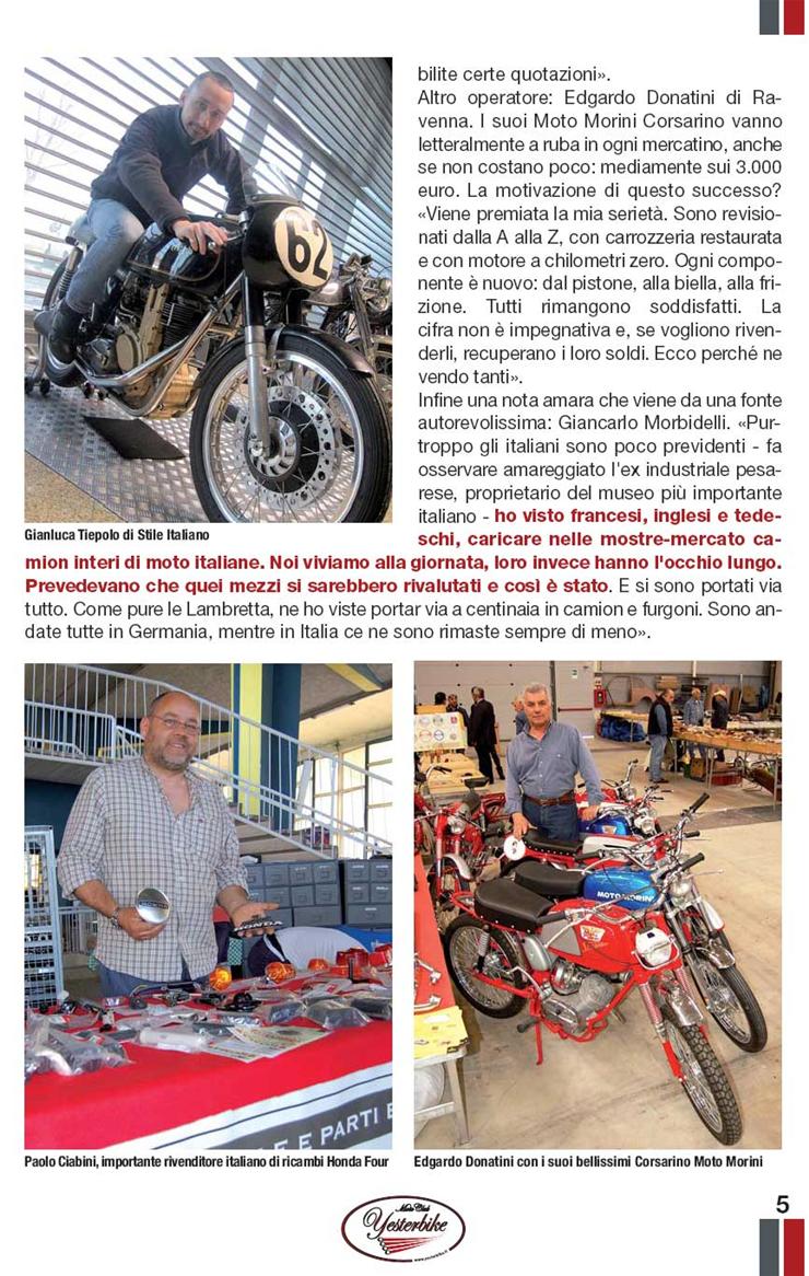 Yesterbike Guida alle moto d'epoca pag.19