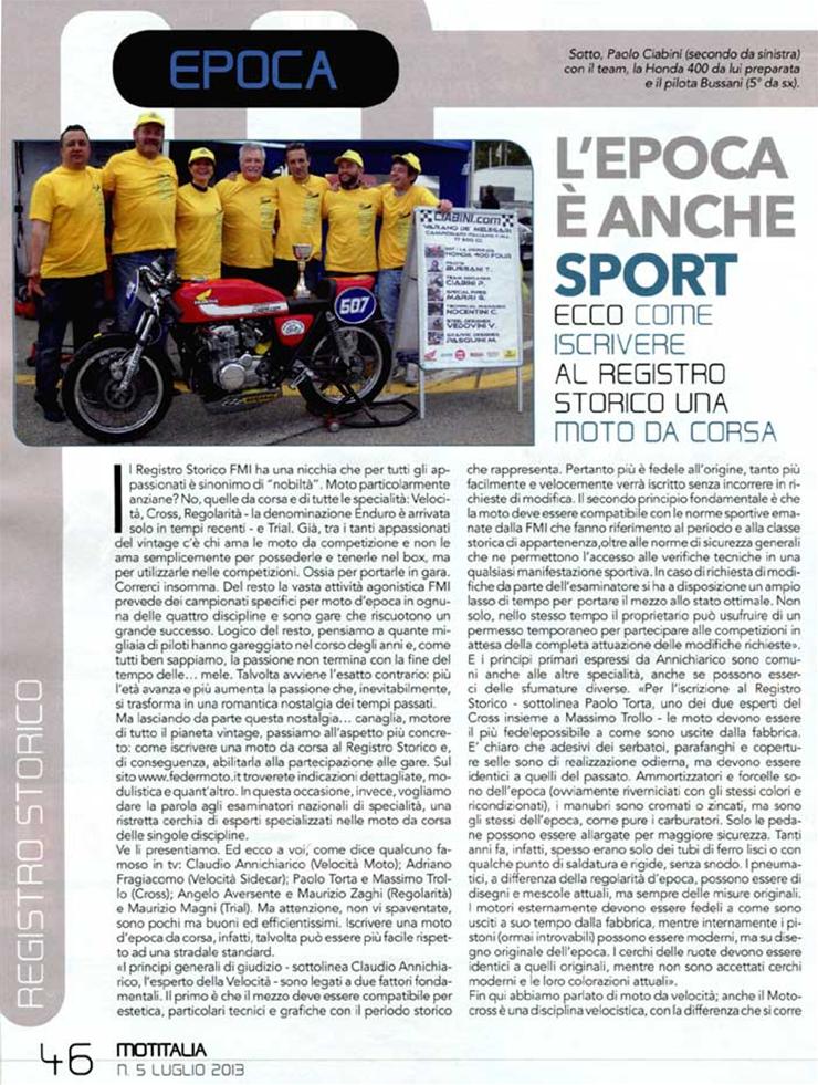 Motoitalia 05-07-2013