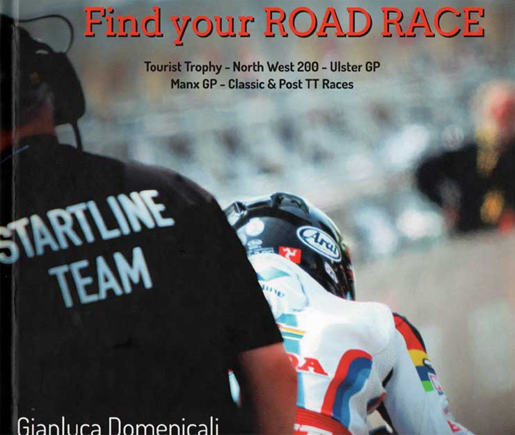 Find Your Road Race 2017 Gianluca Domenicali