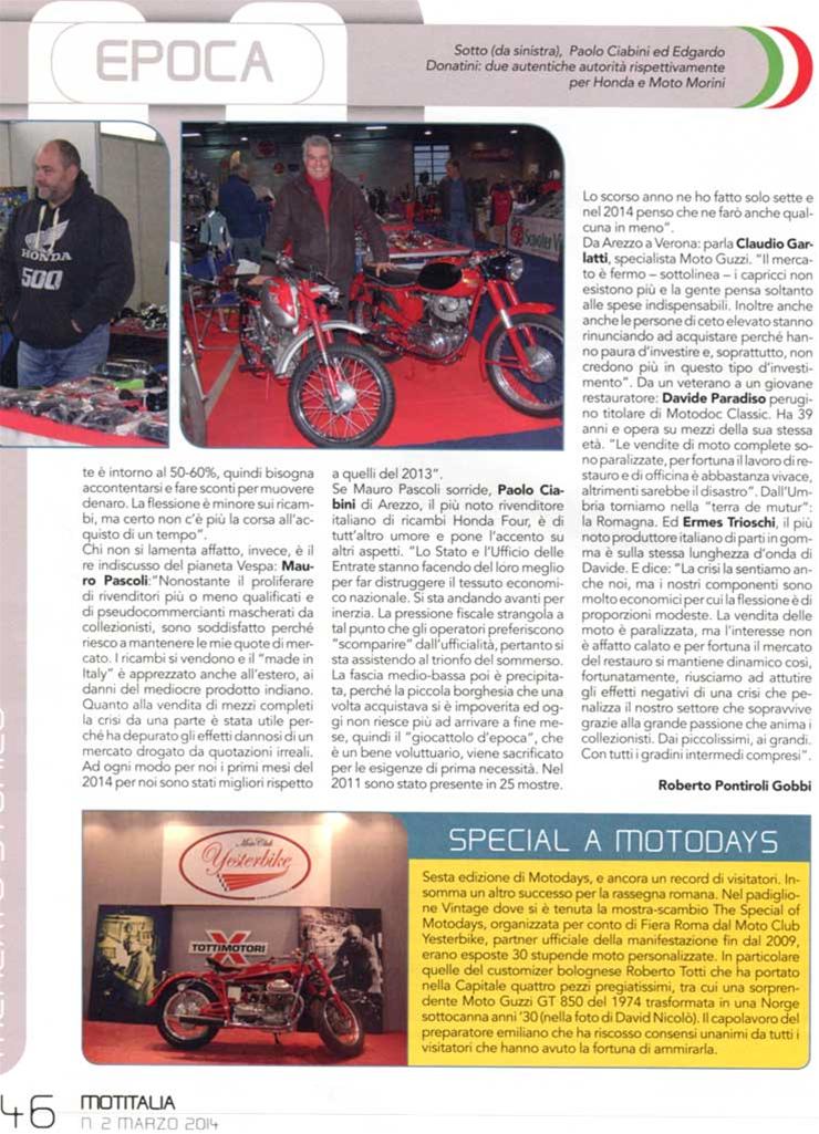 Motoitalia #2 2014 pag 46