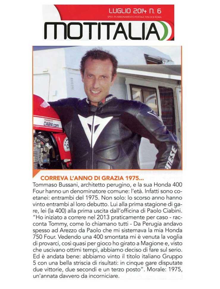 Motoitalia #6 2014